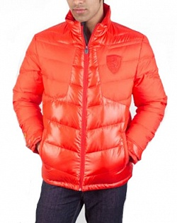 Куртка мужская Down Jacket red