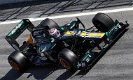 Барселона, Испания  Виталий Петров Caterham F1 Team