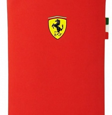 Чехол для iPhone 3G/3GS/4, Scuderia V1, red,