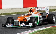 Гран При Испании  2012 г пятница 11 мая Нико Хюлкенберг Sahara Force India F1 Team