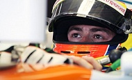 Гран При Валенсии 2012 г. Пятница 22 июня  Пол ди Реста Sahara Force India F1 Team
