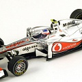 McLaren MP4-26, J. Button, 1:43