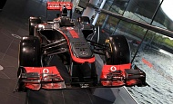 Vodafone McLaren Mercedes MP4-28 14