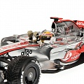 McLaren MP4-23, L. Hamilton, world champion 2008, 1:43