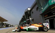 Гран При Малайзии  2012 г пятница 23  марта Нико Хюлкенберг Sahara Force India F1 Team