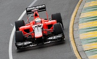 Гран При Австралии 2012 пятница 16 марта Тимо Глок Marussia F1 Team