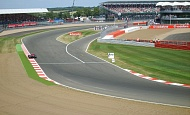 Silverstone F1 track - 3D lap - British GP - 2009 version.flv