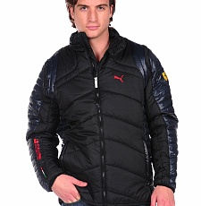 "Куртка мужская ""SF Padded Jacket"" black,"